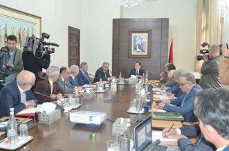 Rabat: le code de la route au menu du Conseil de gouvernement