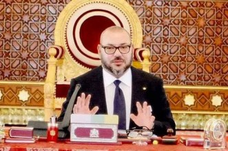 Rabat: le roi Mohammed VI préside un Conseil des ministres
