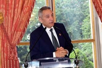 Ce qu'a dit Moulay Hafid Elalamy à Marrakech