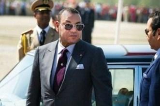 Le roi Mohammed VI s'envole pour le Gabon