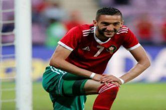 Maroc-Argentine: Ziyech et Amrabat forfaits