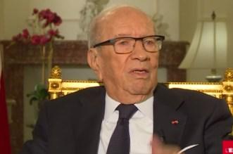 Tunisie: le président Caïd Essebsi hospitalisé après un malaise