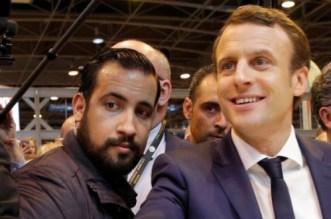 France: Ça chauffe pour Alexandre Benalla
