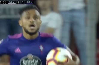 Le magnifique but de Soufiane Boufal contre Séville (VIDEO)