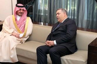 Ce que Laftit et le ministre saoudien de l'Intérieur se sont dit