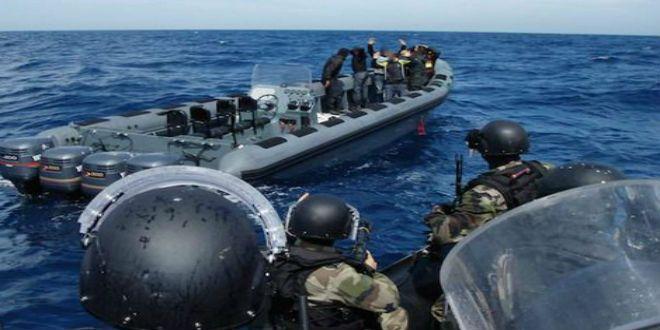 La Marine royale n'a pas chômé le week-end dernier