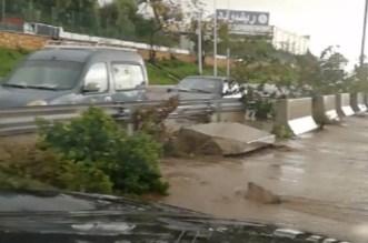 VIDEO- L'autoroute urbaine de Casablanca inondée