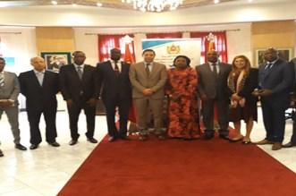 La Conseillère du Président du Sénégal en visite au Maroc