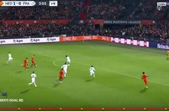 France – Pays-Bas: les buts du match (Vidéo)