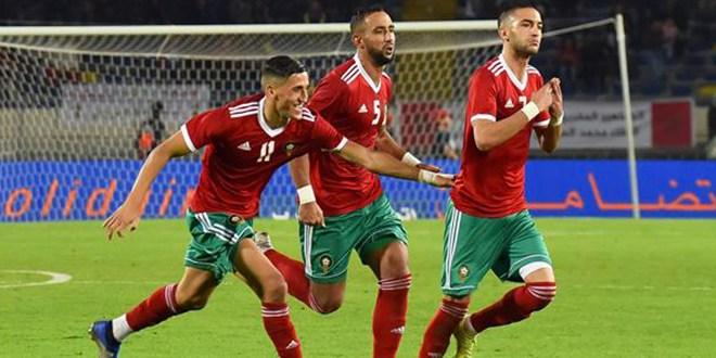CAN 2019 : le Maroc vient à bout de la Namibie