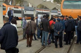 ONCF: le trafic perturbé pendant l'inauguration du TGV
