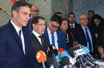 """Sanchez: """"L'Espagne n'a pas changé sa position concernant la question du Sahara"""""""