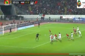 Maroc-Cameroun: voici les buts de la rencontre (Vidéo)