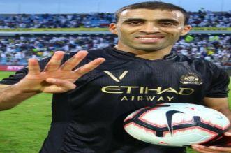 Hamdallah signe le premier super hat-trick du championnat saoudien (Vidéo)