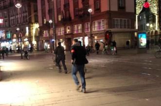 Strasbourg: l'auteur de l'attaque abattu par la police (VIDEO)