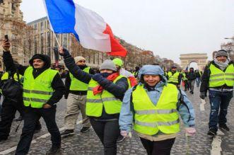 Gilets jaunes: une centaine d'arrestations ce samedi à Paris