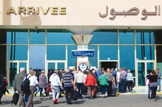 Aéroport d'Agadir: saisie d'une arme blanche cachée dans un avion