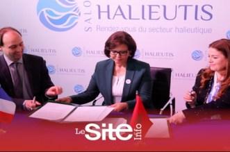 Halieutis: le Maroc renforce sa coopération avec la France (VIDEO)