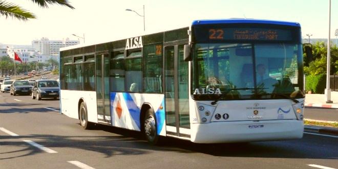 Voici le tarif des nouveaux bus de Rabat