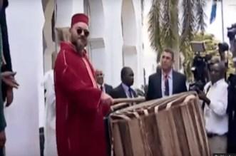 Mohammed VI l'Africain: nouveau livre de Maradji (VIDEO)