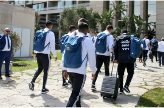 Maroc-Argentine: les coéquipiers de Messi sont à Tanger (VIDEO & PHOTOS)