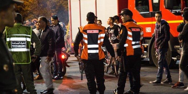 Tanger: une touriste allemande l'a échappé belle