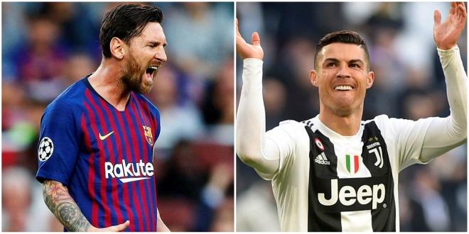 Ronaldo a fait une proposition à Messi
