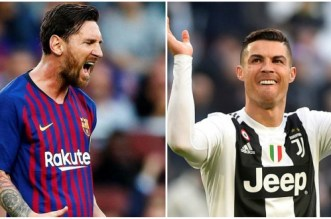 Messi bat le record de Ronaldo (VIDEO)
