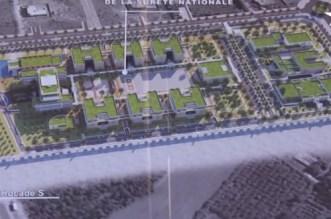 En vidéo: Voici à quoi ressemblera le nouveau siège de la DGSN