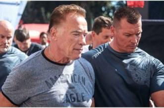 Arnold Schwarzenegger attaqué par un inconnu en Afrique du Sud (VIDÉO)