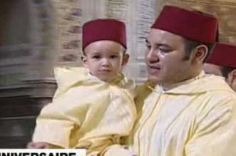 Flashback: le Prince Moulay El Hassan a déjà 16 ans (VIDEO)