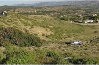 Grave accident dans la région de Chefchaouen