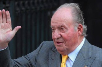 L'ancien roi d'Espagne Juan Carlos va subir une intervention chirurgicale