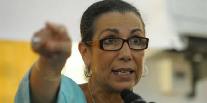 """Algérie: louisa hanoune en détention pour """"atteinte à l'autorité de l'armée"""""""