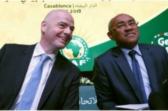 CAF: ce que Ahmad Ahmad a demandé à la FIFA
