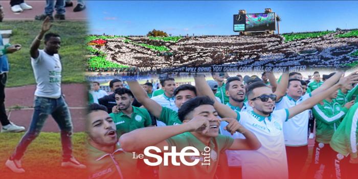 Raja: l'émouvant hommage à Hadraf et Mabidé (VIDEO)