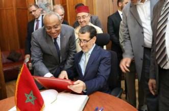 Rabat: El Othmani reçoit son diplôme…20 ans après