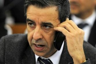 Algérie: l'ex-patron des patrons écroué