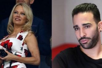 Pamela Anderson tire à boulets rouges sur Adil Rami