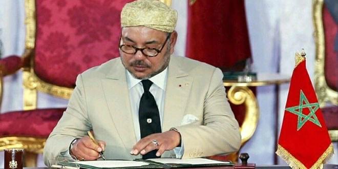 Le roi Mohammed VI a écrit au président arménien