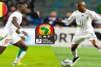 Algérie-Sénégal: à quelle heure et sur quelles chaînes ? (CAN 2019)