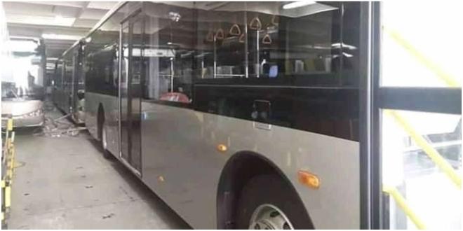 Découvrez les nouveaux bus de Casablanca (PHOTOS)