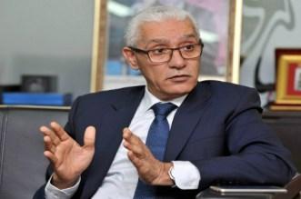 Un faux communiqué fait réagir le département de Talbi Alami