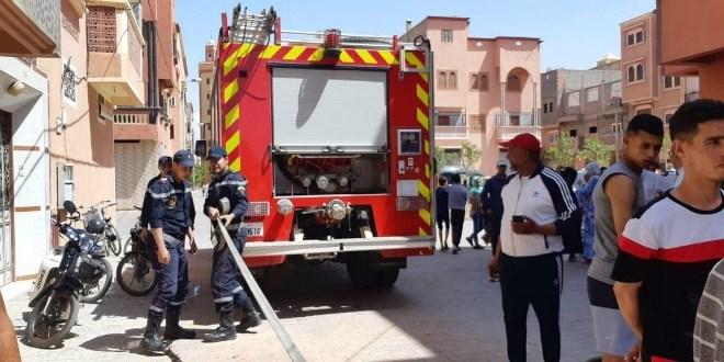 Marrakech: une villa en feu à cause d'un chargeur de téléphone