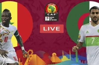 Algérie-Sénégal: regardez le match en direct (CAN 2019)