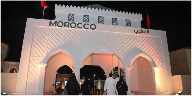 Arabie Saoudite: le Maroc en force à Souk Okaz (PHOTOS)