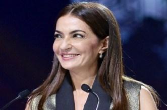 Hanane El Fadili adresse un beau message au roi Mohammed VI