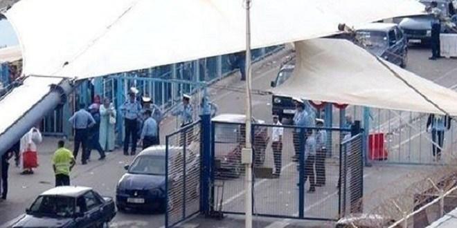 La Douane redouble de vigilance à Bab Sebta