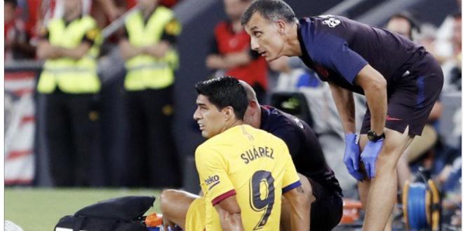 Barça: blessé, Luis Suarez aperçu à Tanger (VIDEO)