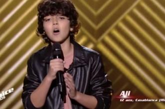 Ali, le jeune Marocain qui a fait sensation à The Voice Kids (VIDEO)